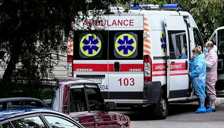 Ukraine reports 9,850 new coronavirus cases