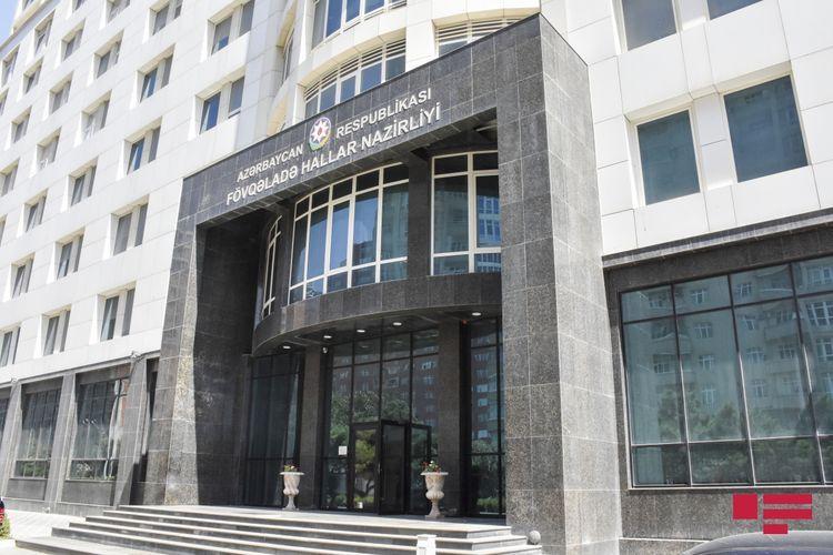 МЧС продолжает просветительскую работу в обстреливаемых армянами населенных пунктах