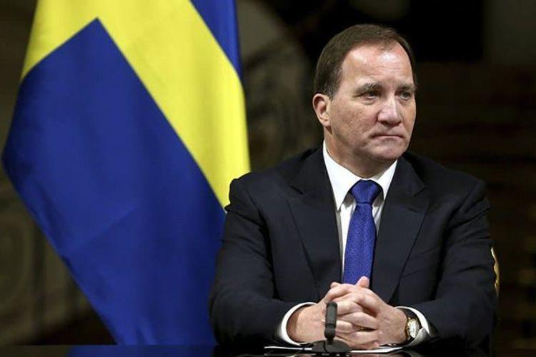 İsveçin Baş naziri koronavirusa yoluxma şübhəsi ilə özünü təcrid edib