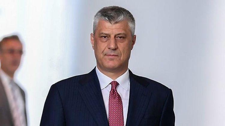 Лидер непризнанного Косова Хашим Тачи уходит в отставку