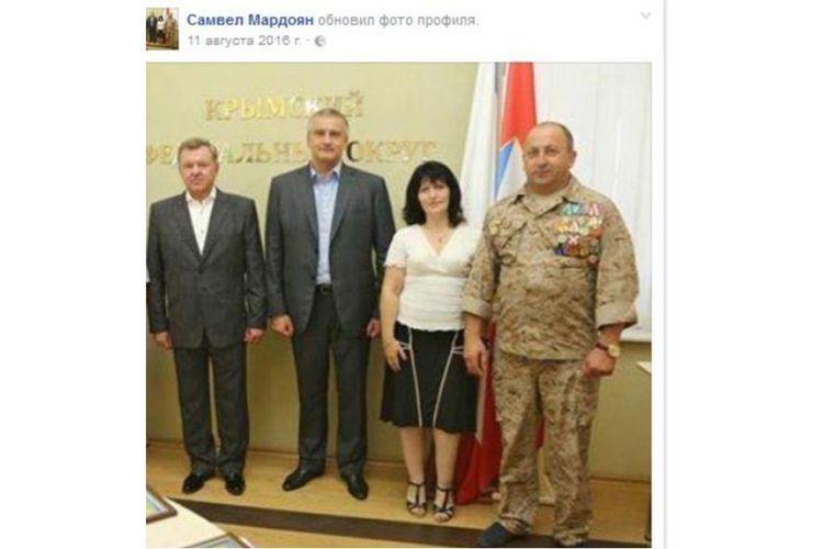 Возбуждено уголовное дело в отношении воевавшего в Карабахе главаря «Союза добровольцев Крыма»