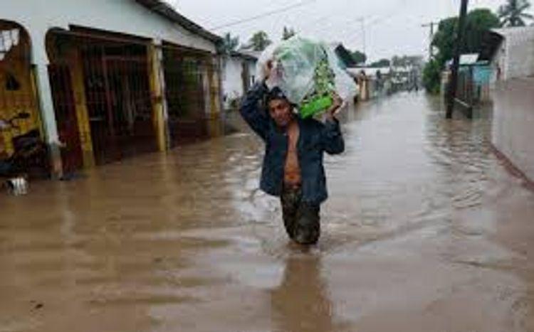 Dozens could be buried in Guatemala as Eta dumps torrential rain