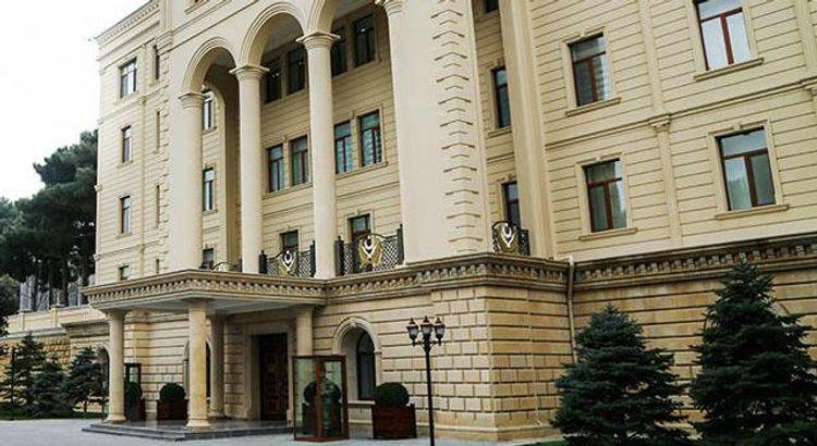 Минобороны Азербайджана обнародовало последнюю обстановку на фронте