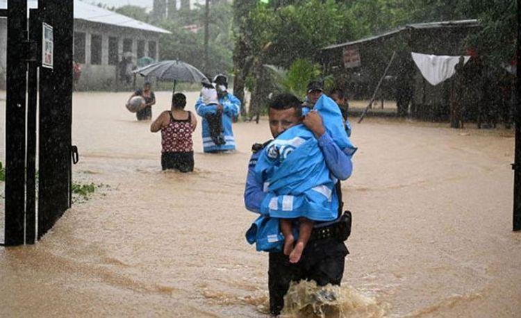 Storm Eta kills at least 50 in Guatemala