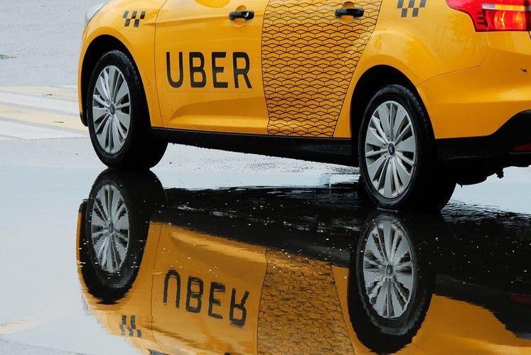 """""""Uber""""in xalis zərəri yanvar-sentyabrda 5,8 mlrd. dollara yaxın olub"""