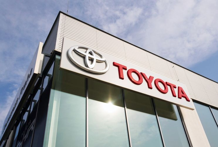 """""""Toyota""""nın xalis mənfəəti 45% azalıb"""