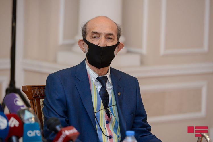 """Fakhraddin Miralayev: """"Gazanchilar church in Shusha has nothing in common with Armenian culture"""""""