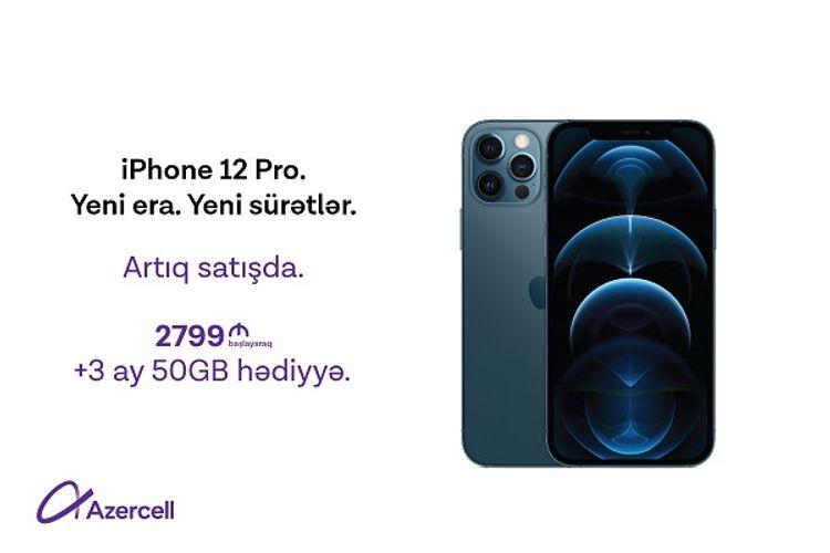 """""""Azercell Eksklüziv"""" mağazalarında yeni """"iPhone""""un satışlarına başlanıb"""