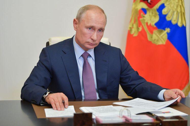 Putin Təhlükəsizlik Şurasının iclasında Dağlıq Qarabağdakı vəziyyəti müzakirə edib
