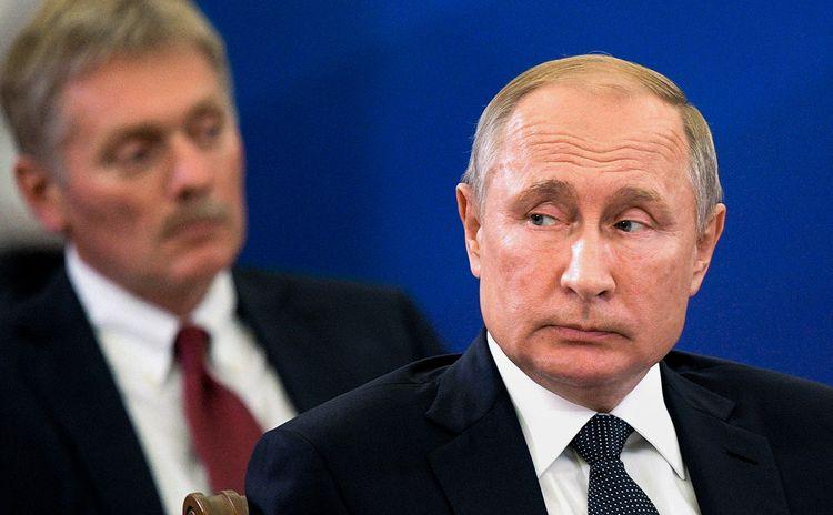 Peskov Putinin xəstəliyi və istefa planları ilə bağlı yayılan xəbərlərə münasibət bildirib