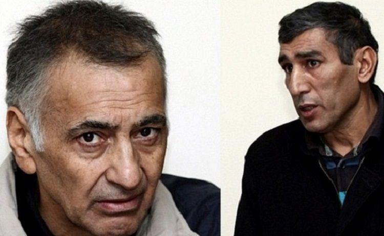Дильгам Аскеров и Шахбаз Гулиев доставлены в Армению