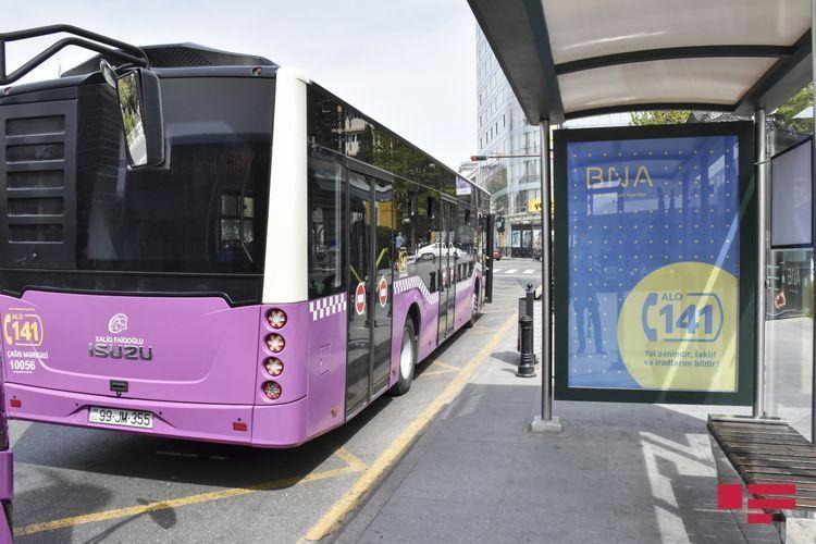 С сегодняшнего дня до 23 ноября в 10 городах и районах работа общественного транспорта полностью приостановлена