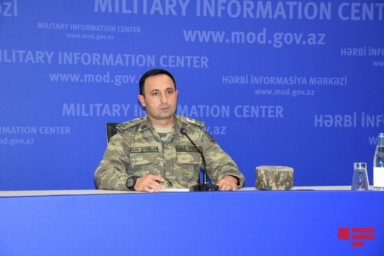 Azerbaijani MoD: Enemy pushes foreign mercenaries forward and does not own their bodies