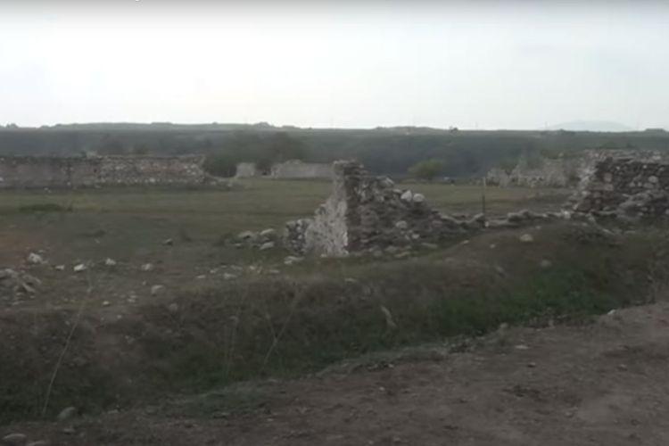 MN Füzuli rayonunun işğaldan azad olunan kəndlərinin görüntüsünü yayıb - VİDEO