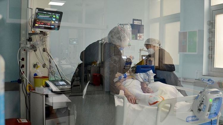 Turkey reports 2,400+ new coronavirus cases