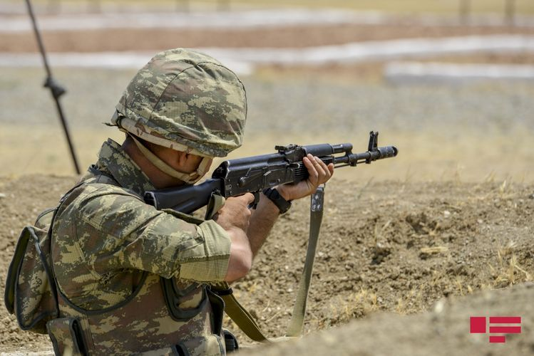 MoD: Several military vehicles and mortars of the enemy were wrecked