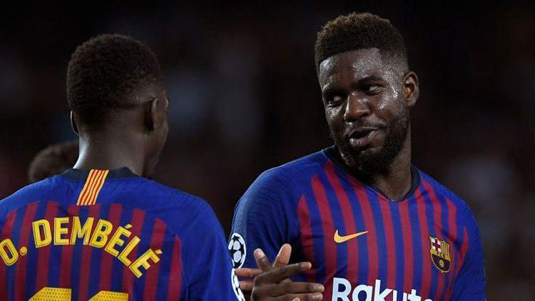Barcelona put five players on sale for January