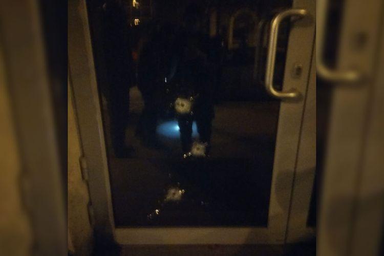 Возбуждено уголовное дело по факту обстрела  почетного консульства Азербайджана в Харькове