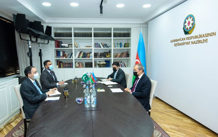 "Ambassador: ""Pakistan fully supports Azerbaijan's fair position"""