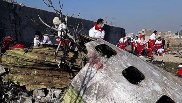 Beynəlxalq Mülki Aviasiya Təşkilatı İranı Ukrayna təyyarəsinin vurulması ilə bağlı istintaqı sürətləndirməyə çağırıb