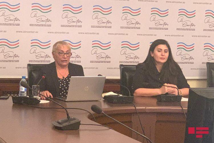 Состоялась презентация отчета об экологическом терроре Армении и нацеливании на международные нефтегазовые трубопроводы в Азербайджане
