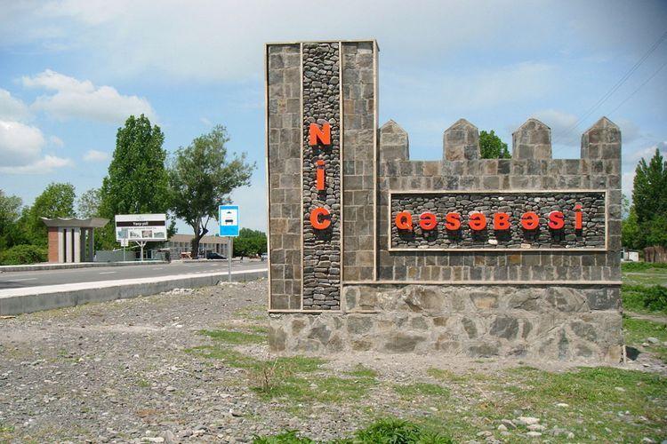 Церковь в поселке Нидж Габалинского района открылась после реставрации со стороны Фонда Гейдара Алиева