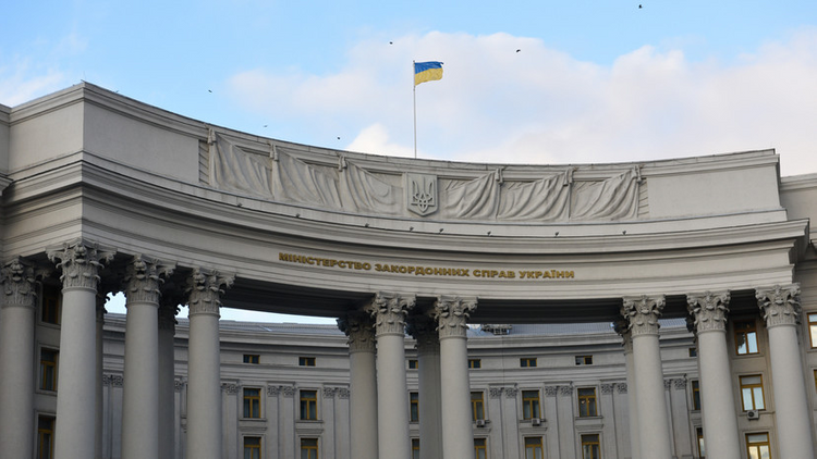 Ukrainian MFA: Those who opened fire on Azerbaijan's General Consulate in Kharkiv should be found and brought to responsibility