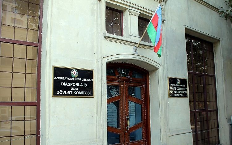 State Committee appealed to Azerbaijani Diaspora in Ukraine
