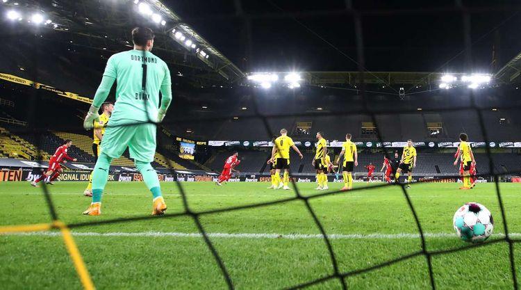 """""""Bavariya"""" Dortmundda əzmkar qələbə qazanıb"""