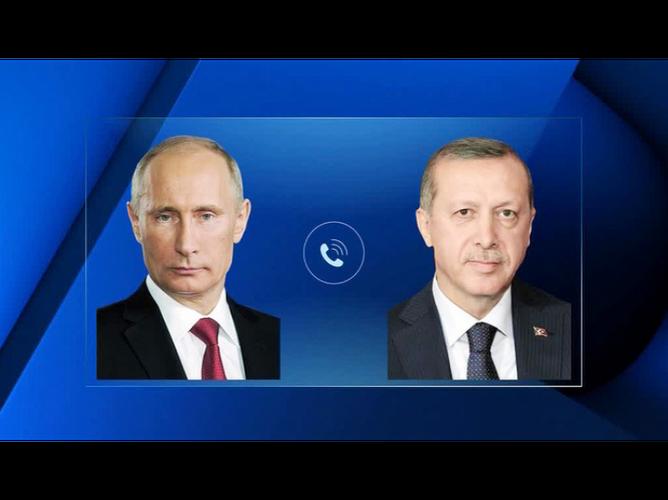 Russian, Turkish presidents discussed Nagorno-Karabakh