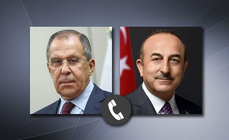 Turkish and Russian FMs discussed Nagorno-Karabakh