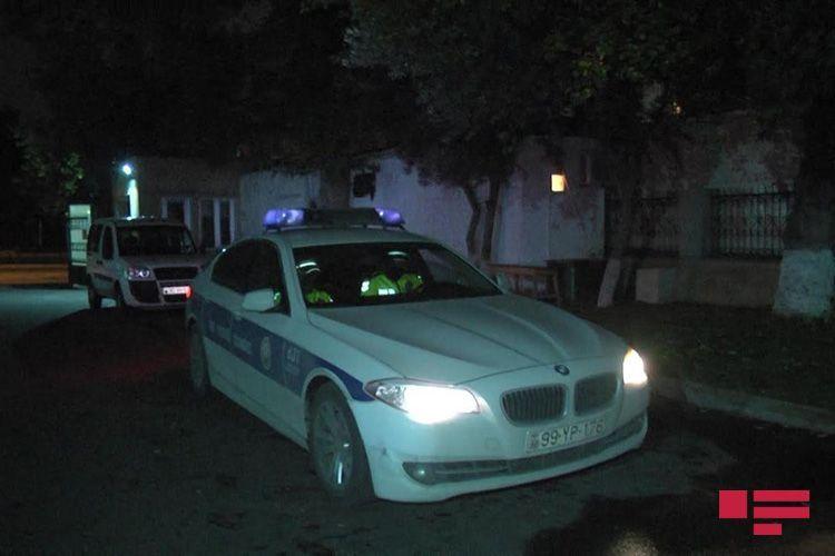 В Азербайджане офицер дорожной полиции спас жизнь мальчику - ВИДЕО