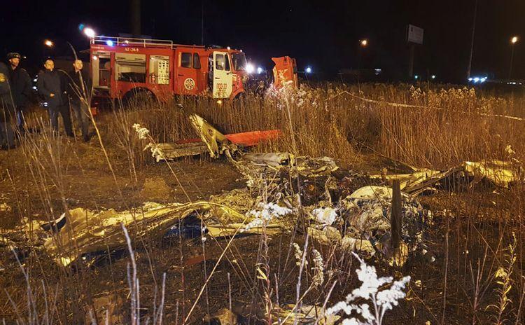 Известный российский телеведущий погиб при крушении самолета