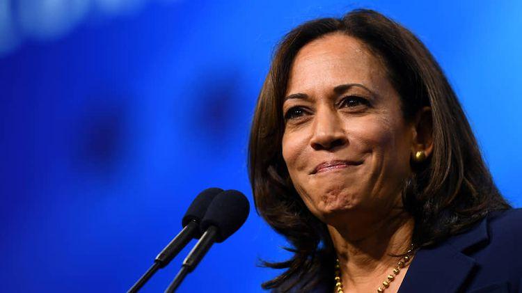 CNN: Камала Харрис станет первым темнокожим вице-президентом США