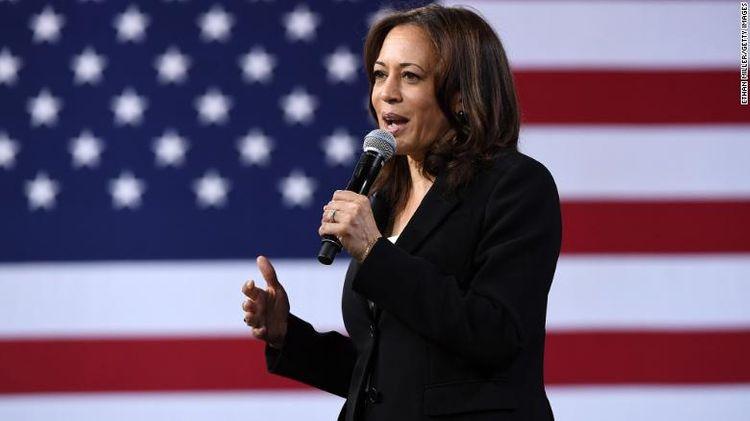 Kamala Harris makes history as US vice president-elect