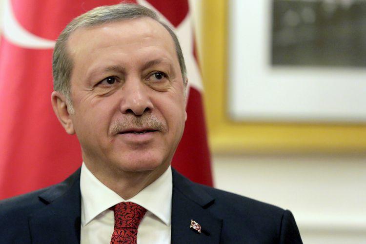 Ərdoğan Şuşa zəfəri münasibətilə Azərbaycan xalqını təbrik edib