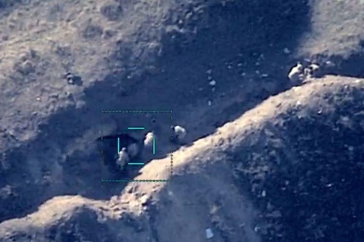 Минобороны: На Ходжавендском направлении фронта уничтожены высокопоставленные должностные лица противника - ВИДЕО