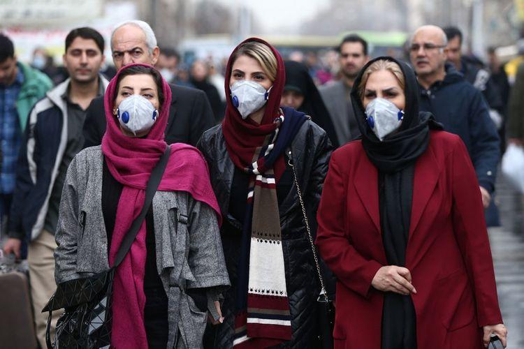 İranda COVID-19 qurbanları üzrə sutkalıq antirekord yenilənib