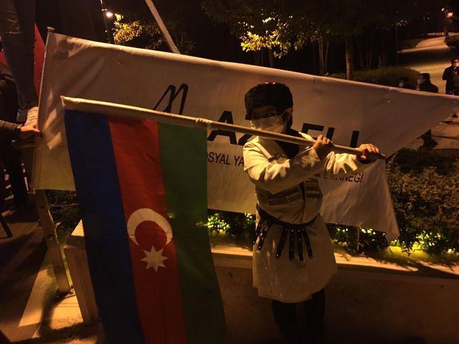 В Анкаре отпраздновали освобождение от армянской оккупации города Шуша - ФОТО