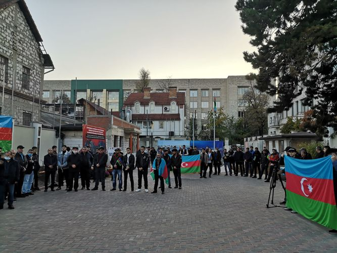 Şuşa zəfəri Moldovada da bayram edilib - FOTO