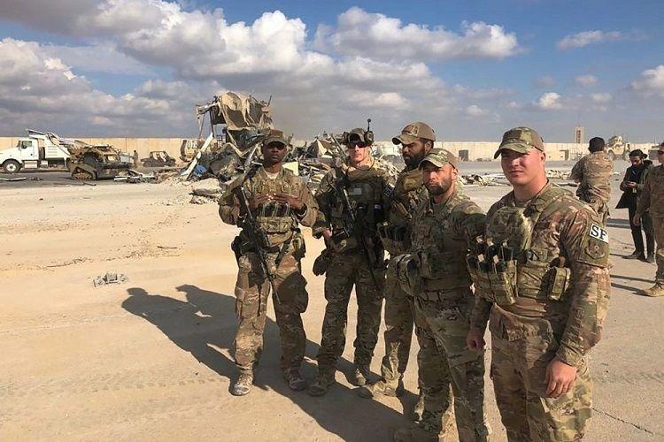 Suriyada partlayış nəticəsində ABŞ-ın 4 hərbçisi ölüb