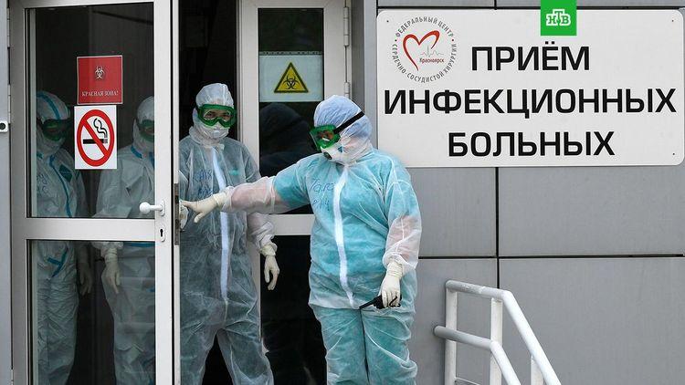 В Москве за сутки умерли 72 пациента с коронавирусом