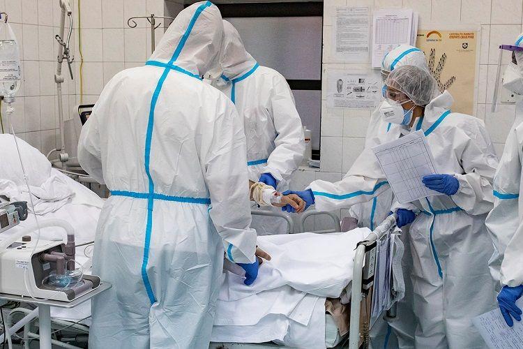 Moskvada daha 72 nəfər koronavirusdan ölüb