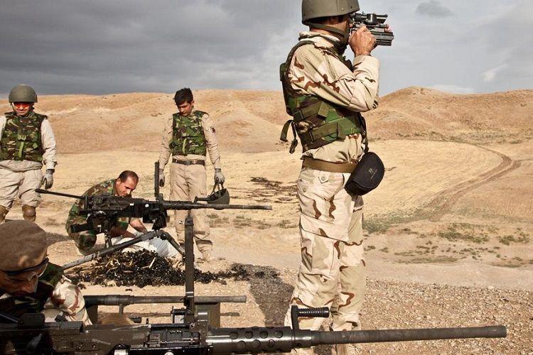 Боевики ИГИЛ расстреляли одиннадцать человек в районе Багдада