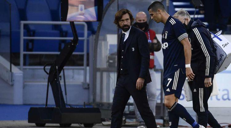 Kriştiano Ronaldo zədələnib