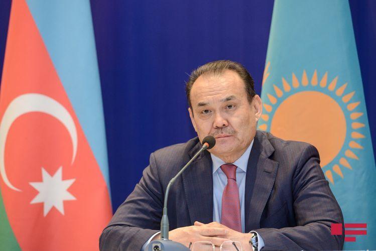Генсек ТС:  Хотим видеть, как азербайджанский флаг развевается в каждом уголке освобожденных земель