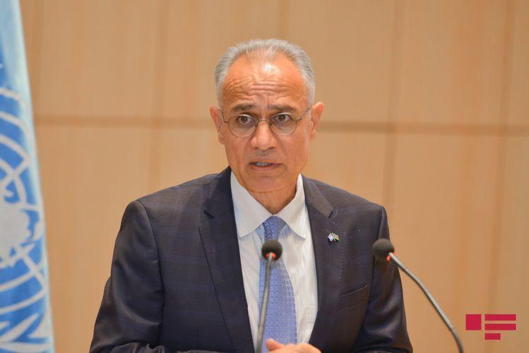 Резидент-координатор ООН поздравил азербайджанский народ с Днем Государственного флага