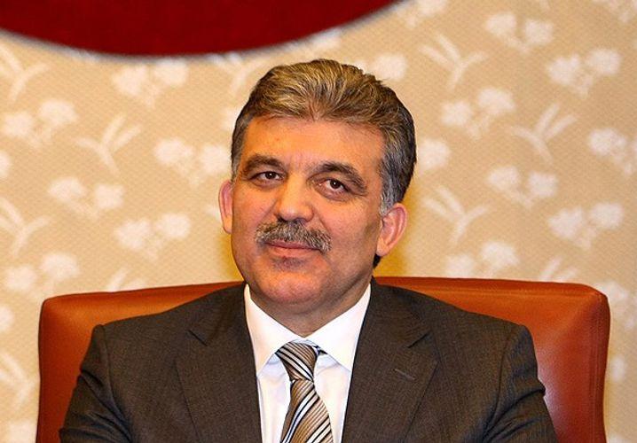 Абдуллах Гюль направил письмо президенту Азербайджана