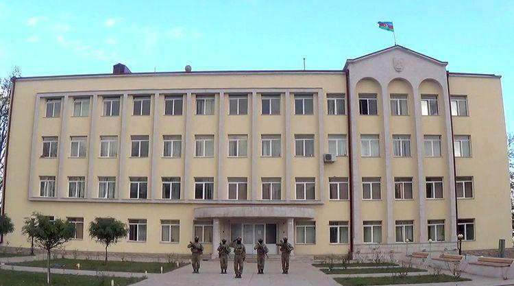 Кадры из освобожденного от оккупации  города Шуша - ВИДЕО
