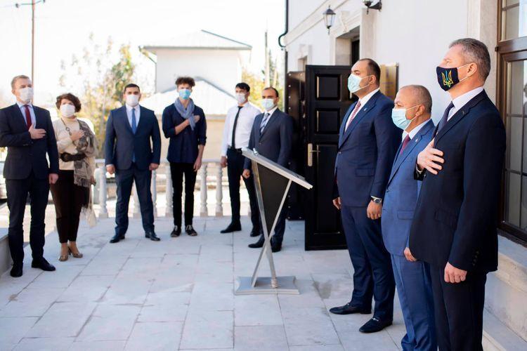 First honorary consulate of Ukraine opened in Azerbaijan